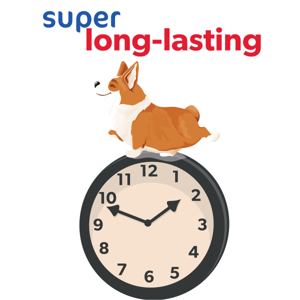 super long lasting