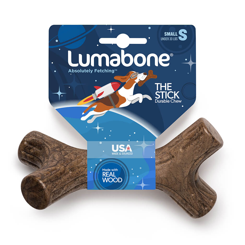 Lumabone The Stick small in packaging